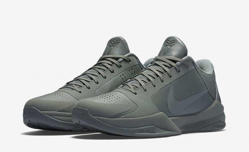 Nike Kobe 5 Black Mamba Pack