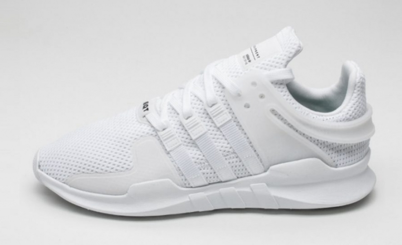 ShoeFax - Adidas EQT Support ADV Triple White 8270d2b22cbb