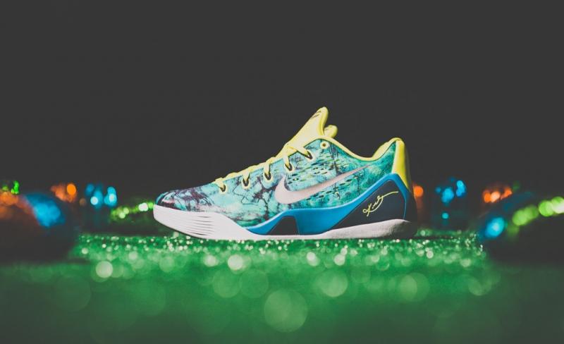 0623de9dc356 ShoeFax - Nike Kobe 9 Easter