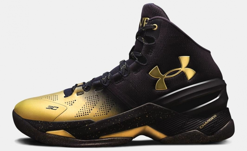 Under Armour Curry 2 Back To Back MVP Pack