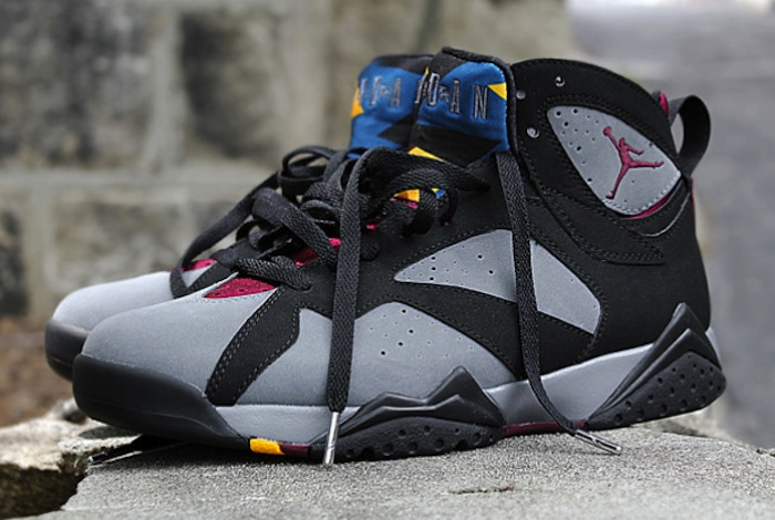 hot sale online 16035 f7038 ShoeFax - Air Jordan 7 Bordeaux (2015)