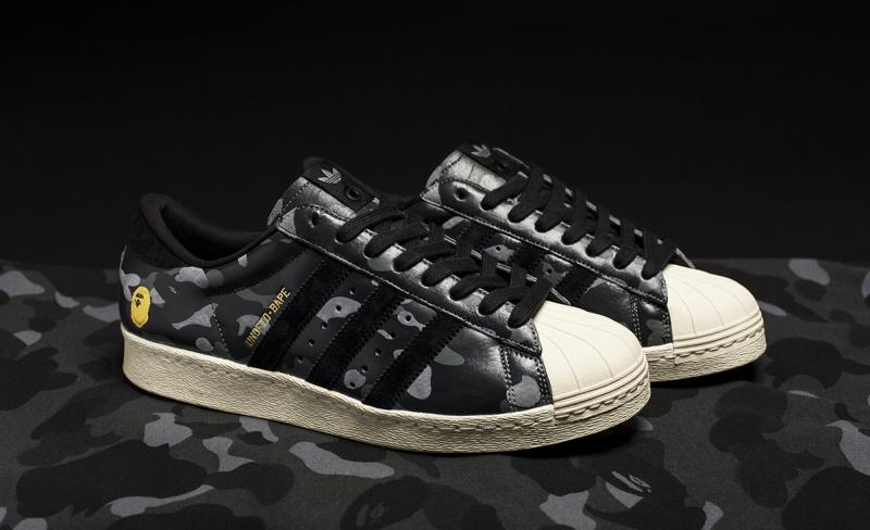 c416f1031db8 ShoeFax - Bape x UNDFTD x adidas Superstar 80s Black