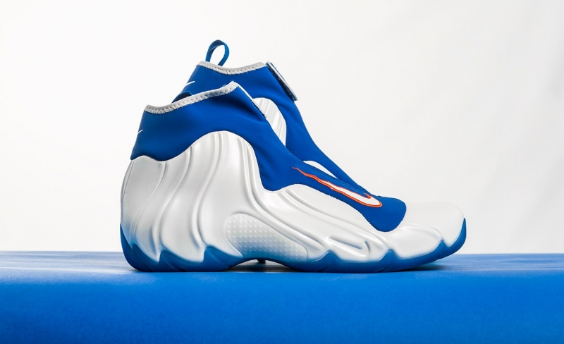 Nike Air Flightposite Knicks 2014
