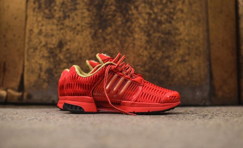 Adidas Climacool Coca Cola Red
